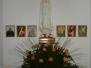 Poświęcenie kaplicy Matki Bożej Fatimskiej